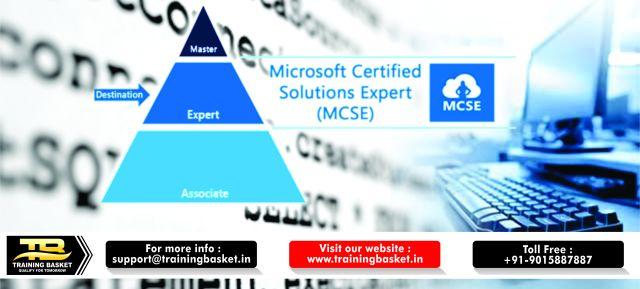 Microsoft Certification TrainingBasket